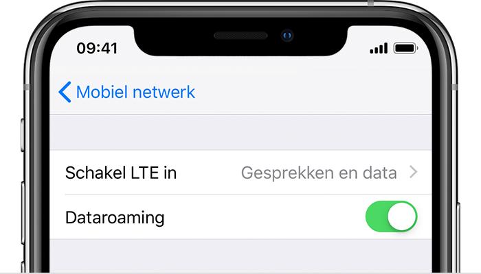 Als U Geen Service Of Zoeken Ziet Op De Iphone Of Ipad