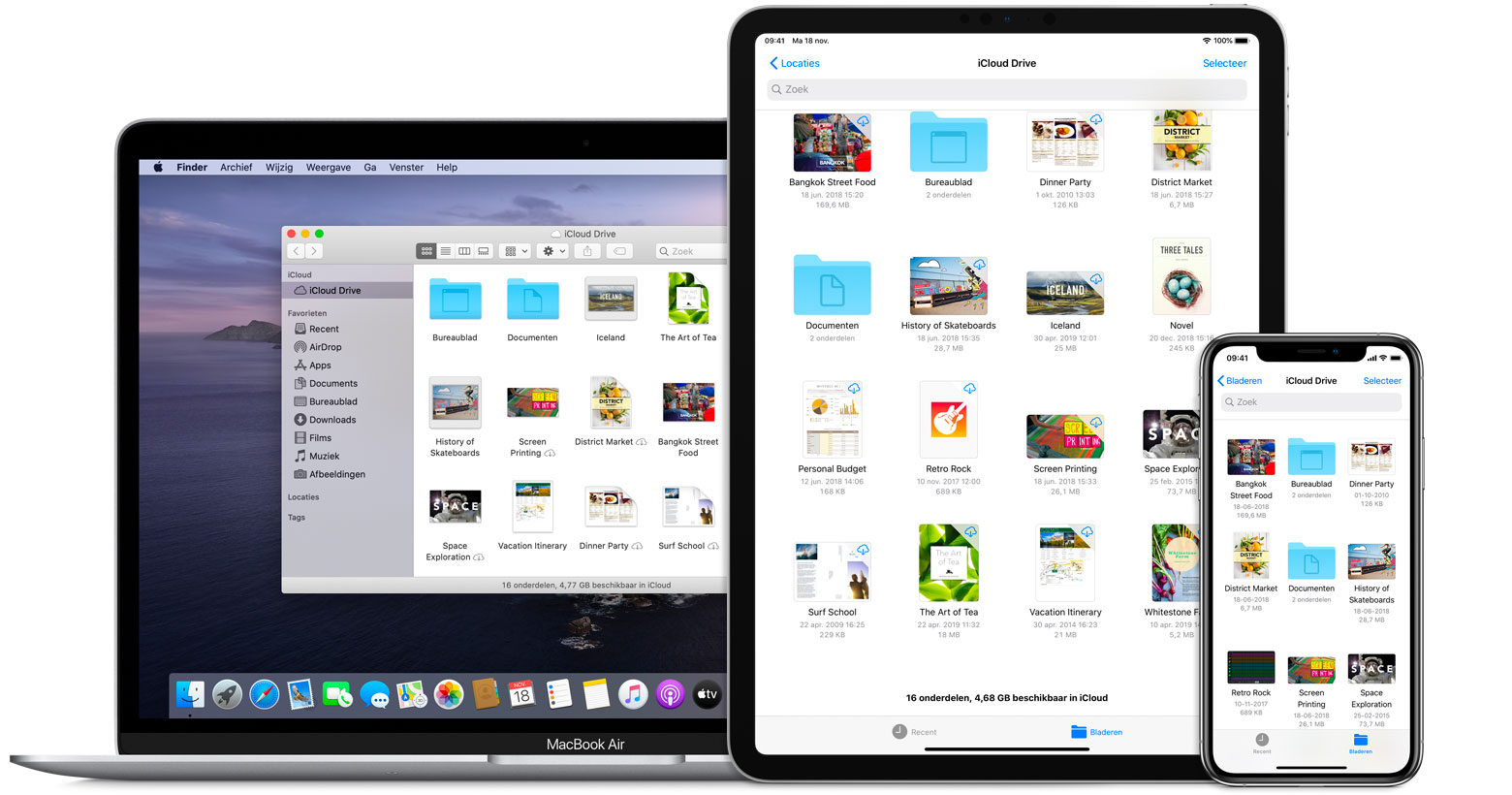 Icloud Drive Configureren Apple Support