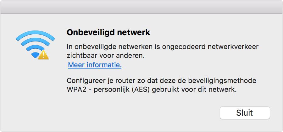 Als Uw Mac Geen Internetverbinding Maakt Via Wifi Apple