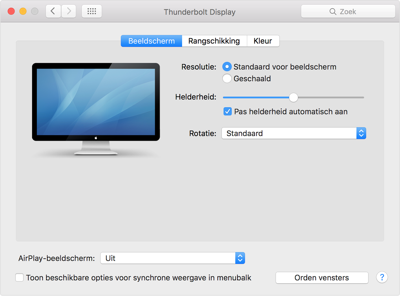 f4ab97909b10a0 Hulp bij beeldproblemen op externe beeldschermen die op een Mac zijn ...