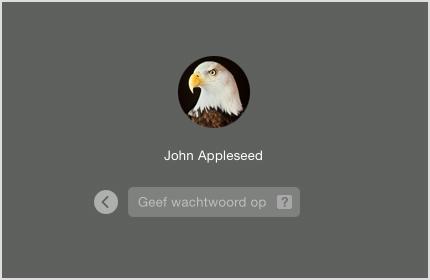 mac geeft vraagteken bij opstarten