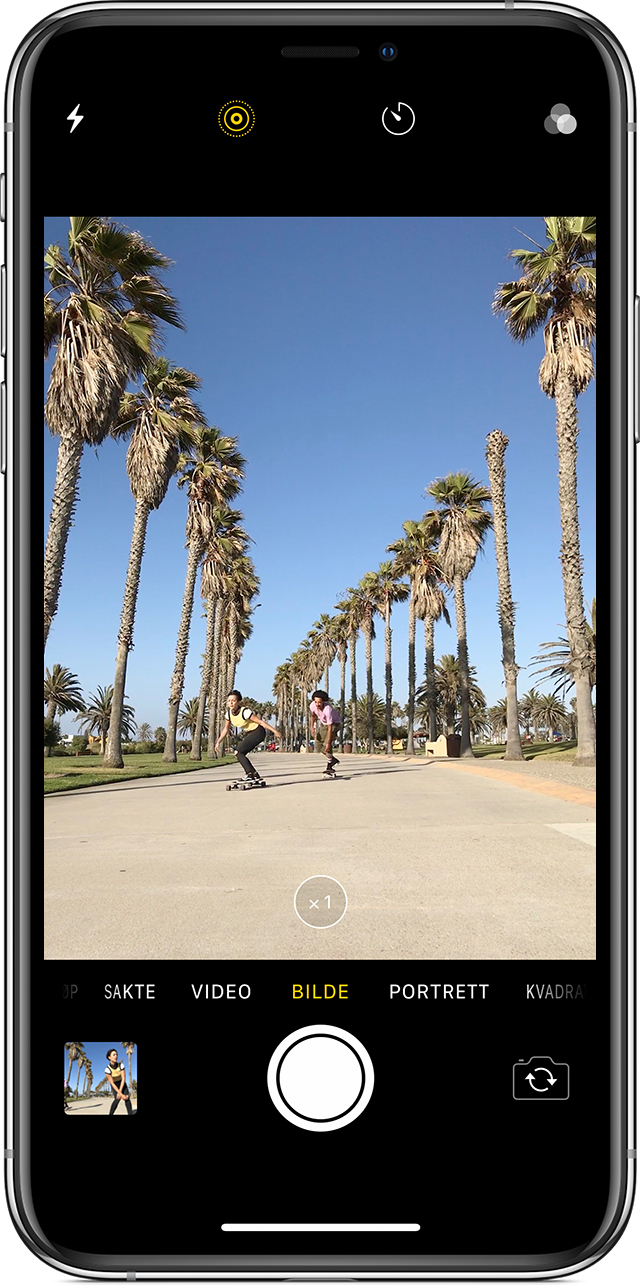 ecf62a63e Ta og rediger bilder med Live Photos - Apple-kundestøtte