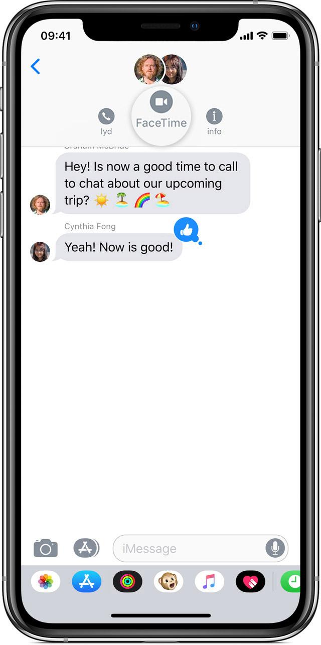 Slik starter du en telefonkonferanse fra iPhone Apple