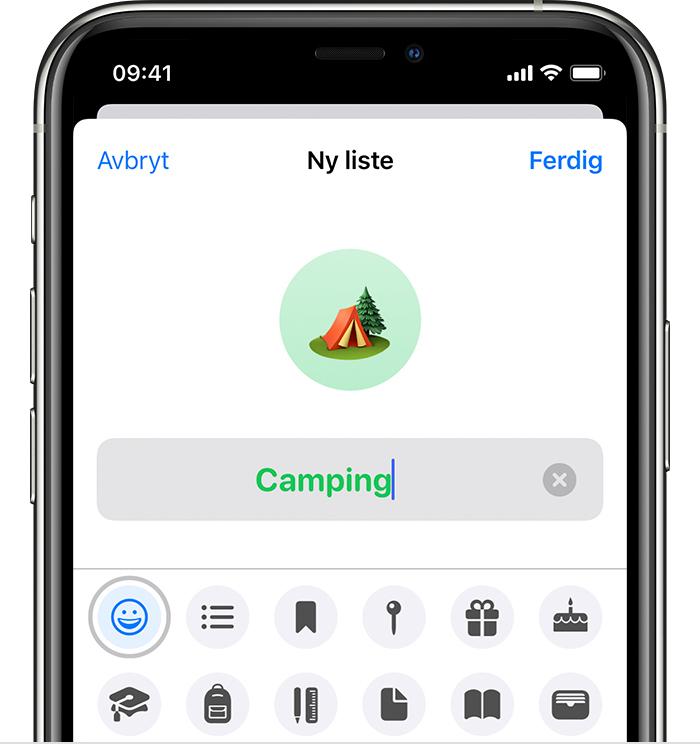 Bruk Memoji på iPhone eller iPad Pro Apple kundestøtte