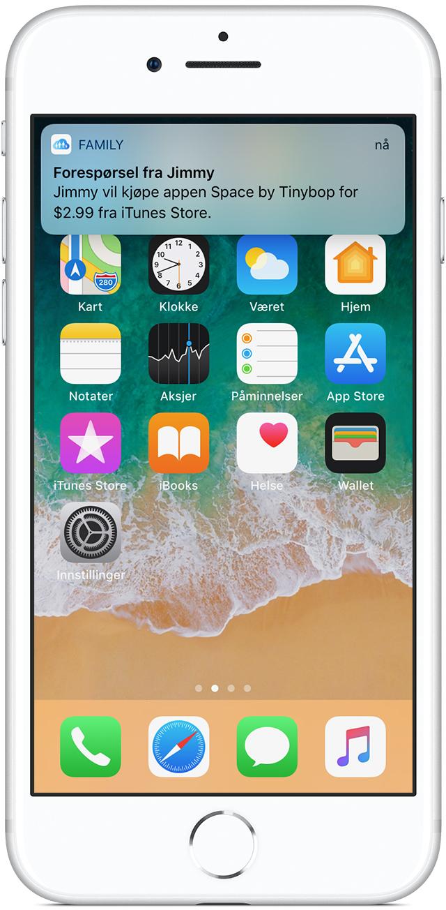 app store virker ikke