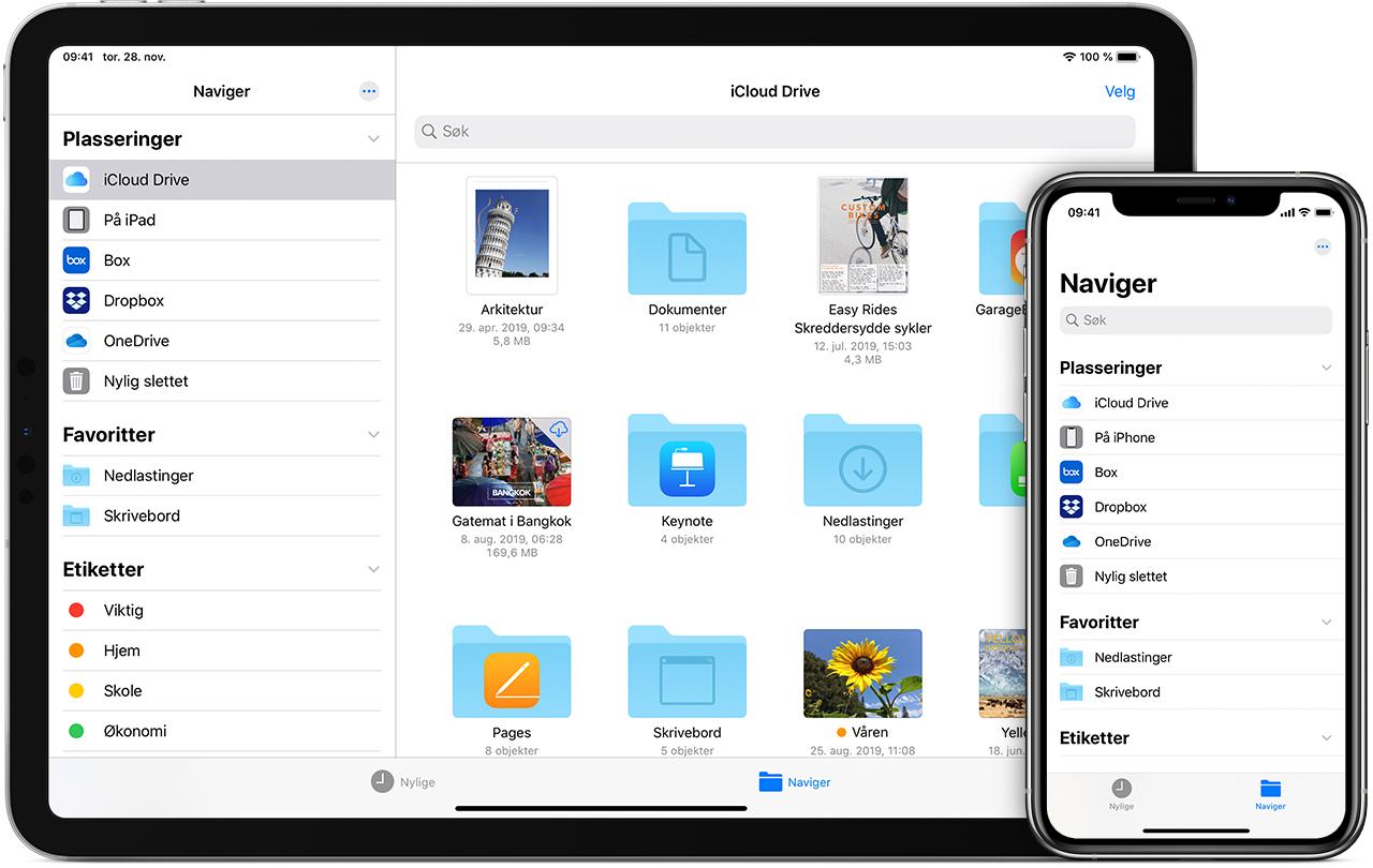 Slik flytter du apper og oppretter mapper på iPhone, iPad