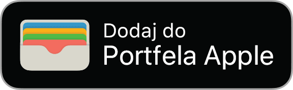 Dodaj do Apple Wallet