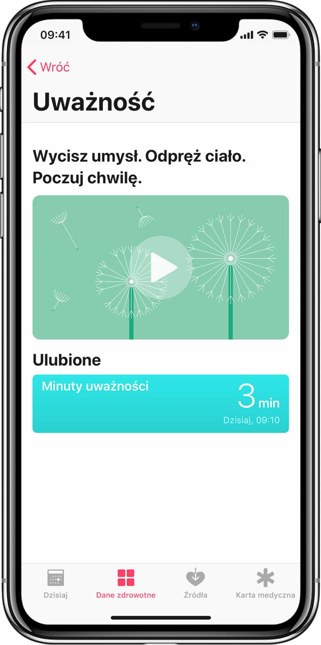 Korzystanie Z Aplikacji Zdrowie Na Telefonie Iphone I Ipodzie Touch