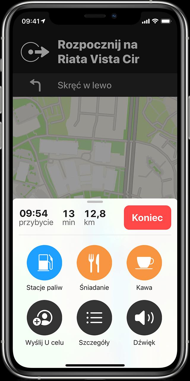 podłączyć aplikacje iPhone