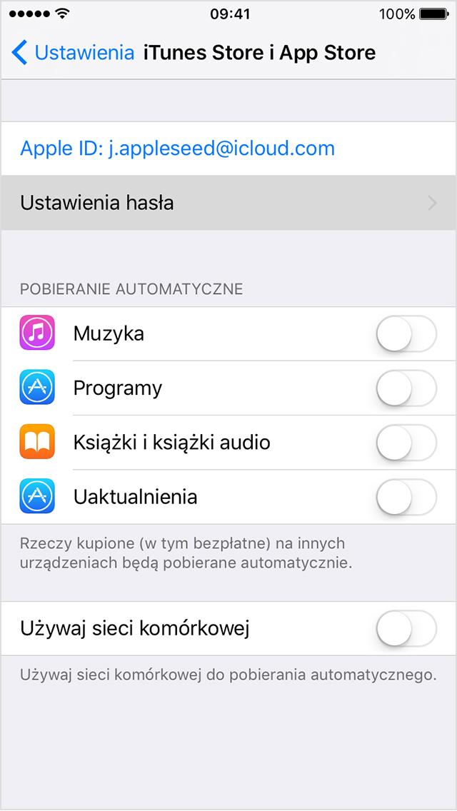 как в app store выбрать программу для ios 5