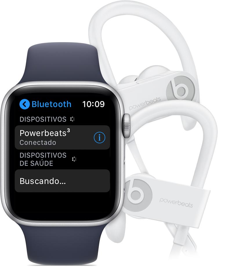 Usar Airpods E Outros Acessórios Bluetooth Com O Apple Watch Suporte Da Apple