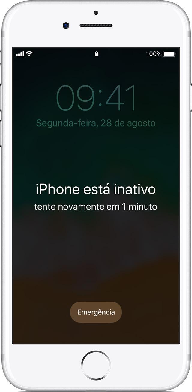 NO RECUERDO CLAVE DESBLOQUEO IPHONE