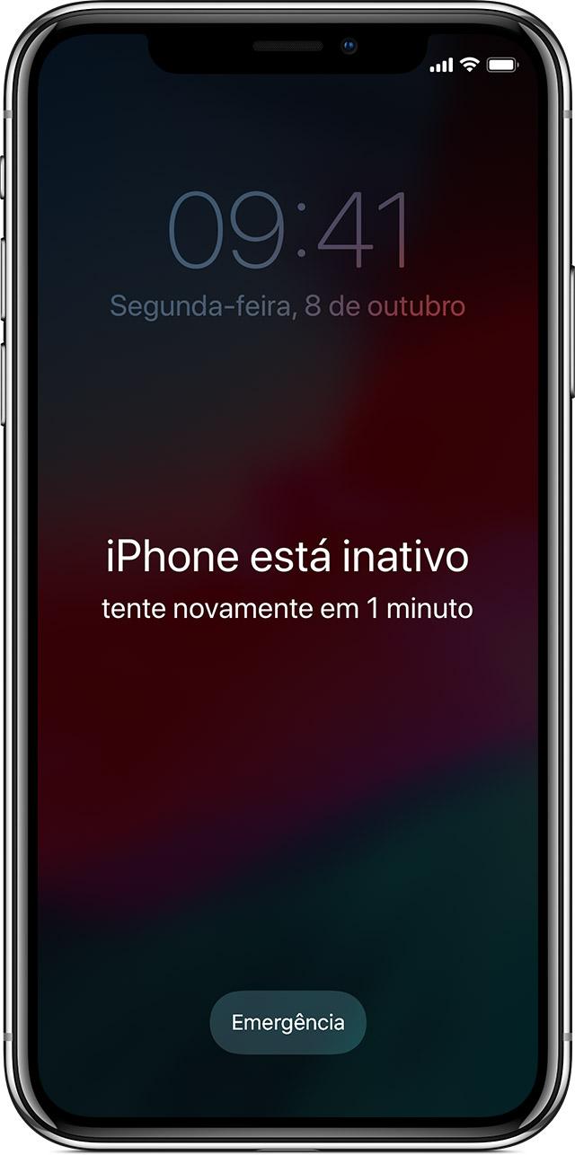 como cancelar atualizar de firmware do iphone