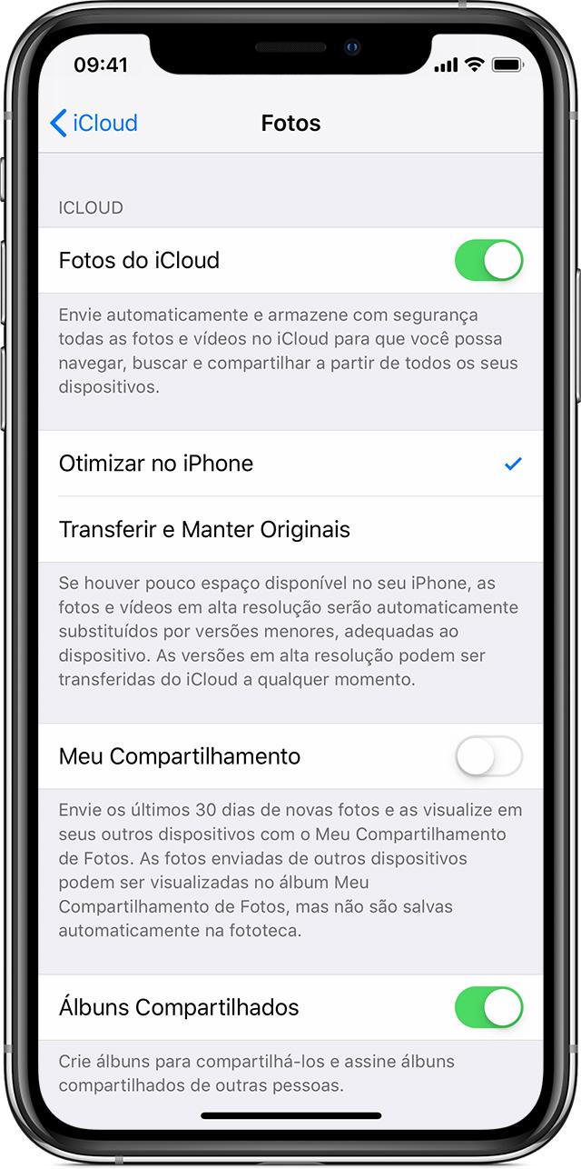 c6266a3024381 Obter ajuda com fotos ausentes - Suporte da Apple