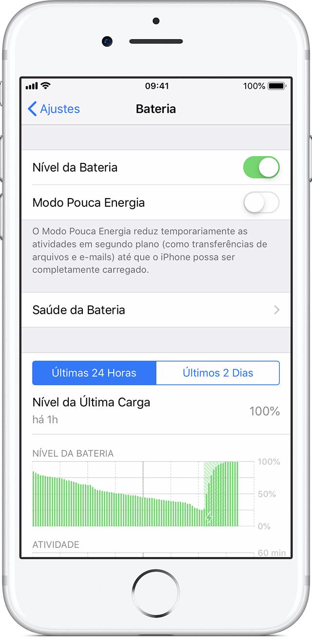 4932298b705 Com o tempo, as baterias recarregáveis de todos os modelos de iPhone  apresentarão redução da capacidade e do desempenho máximo e,  posteriormente, ...