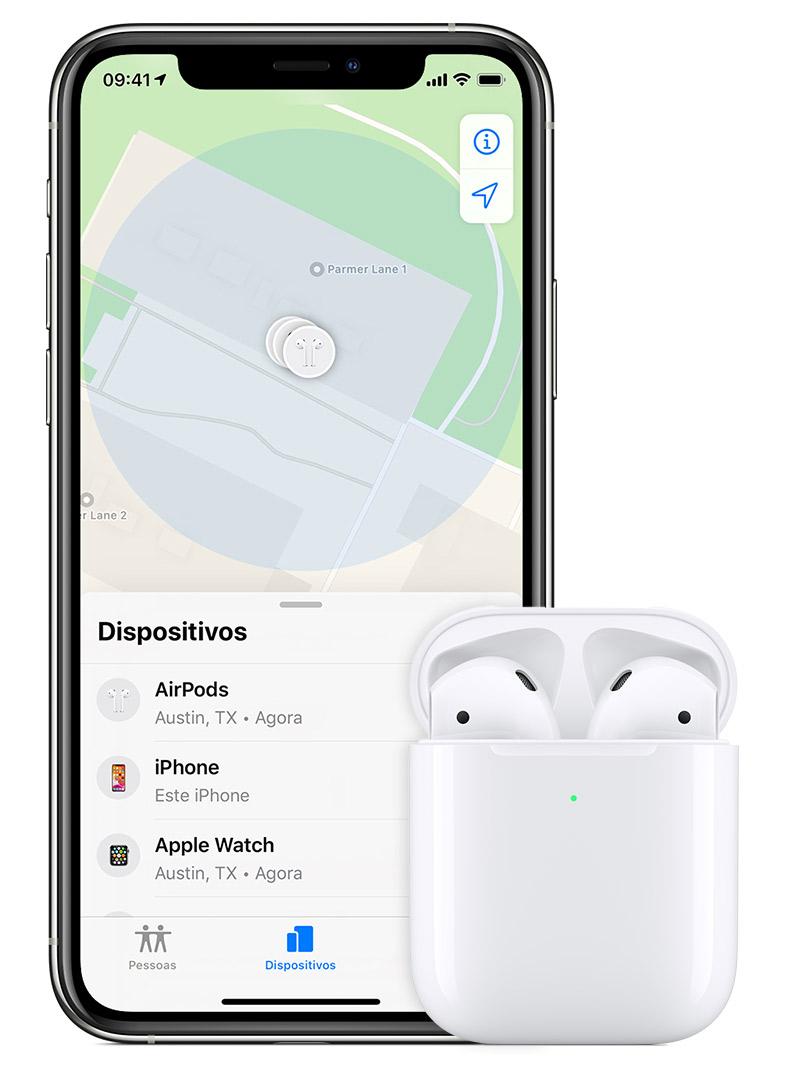 Como Encontrar Os Airpods Airpods Pro Ou Airpods Max Perdidos Suporte Da Apple