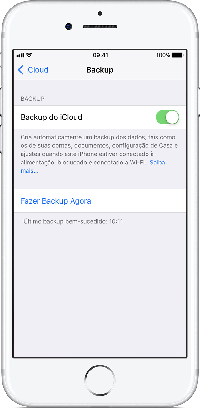 backup iphone on mac como fazer backup do iphone e ipod touch suporte 13537