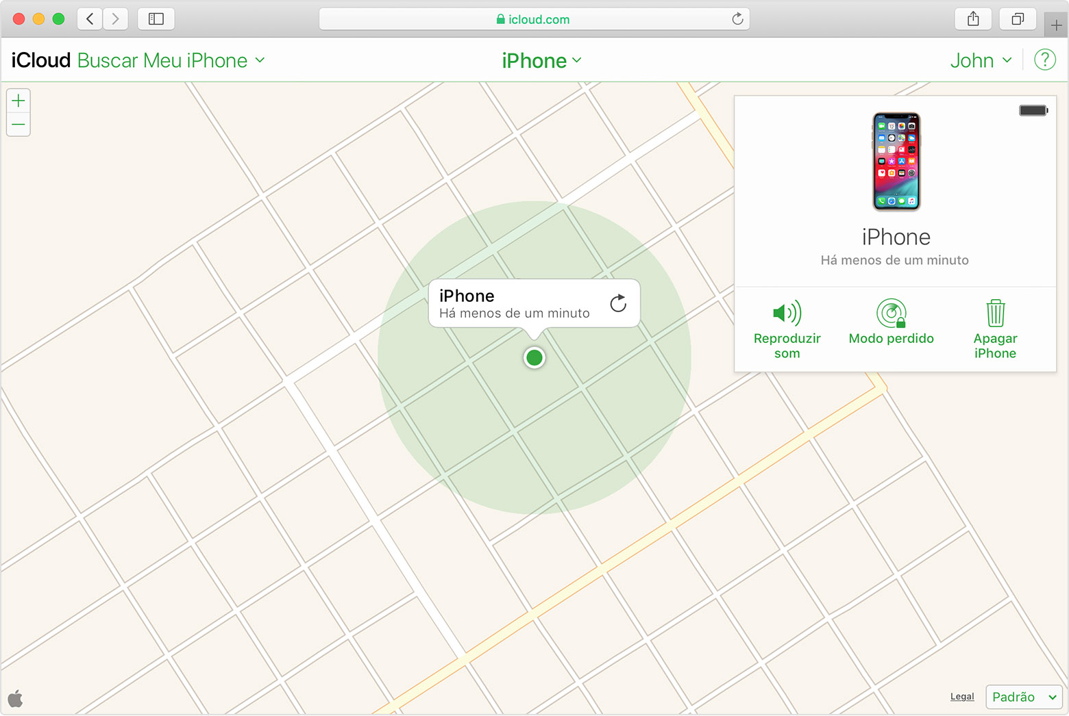 Como rastrear iPhone pelo IMEI
