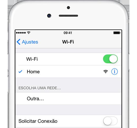 Почему не подключается к wifi iphone