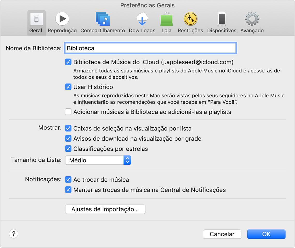 8100dd389d36a Adicionar uma música a uma playlist do Apple Music sem adicioná-la à ...