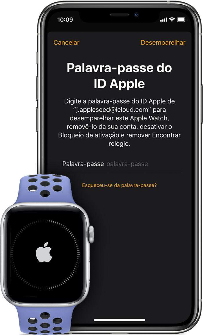 O Que Fazer Antes De Vender Oferecer Trocar Ou Comprar A Alguém Um Apple Watch Suporte Apple