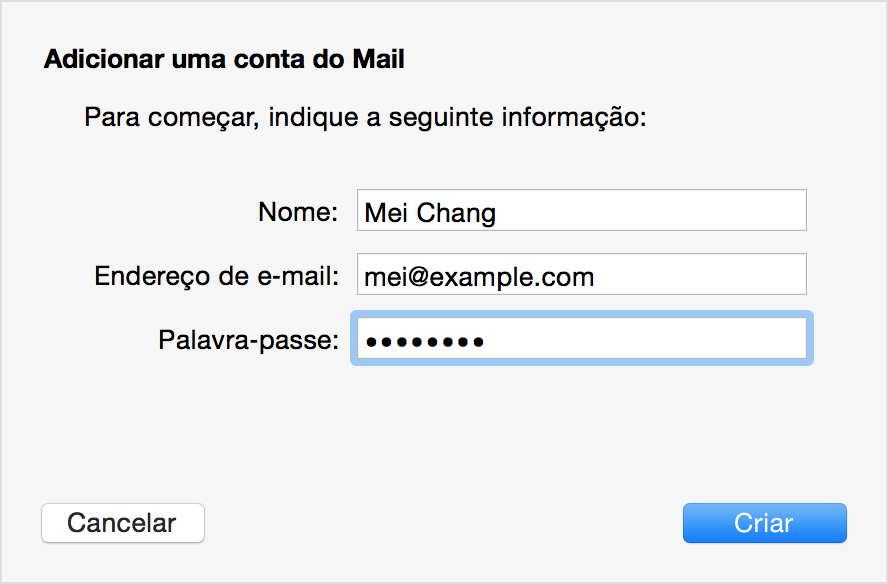 how to add gmail to your doc on mac