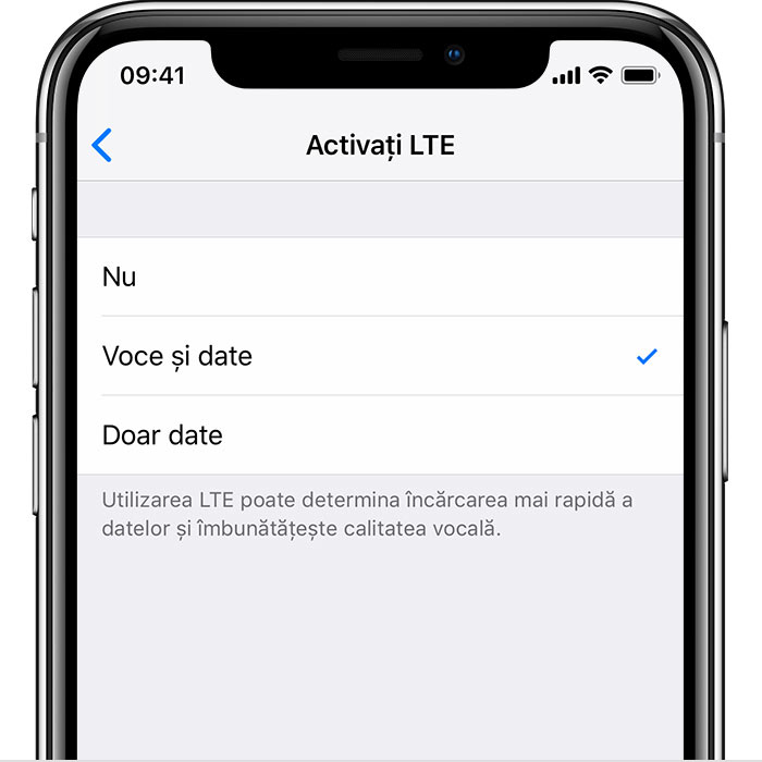 Telefonul are semnal 2G/3G, dar nu are semnal 4G | HUAWEI Asistență România
