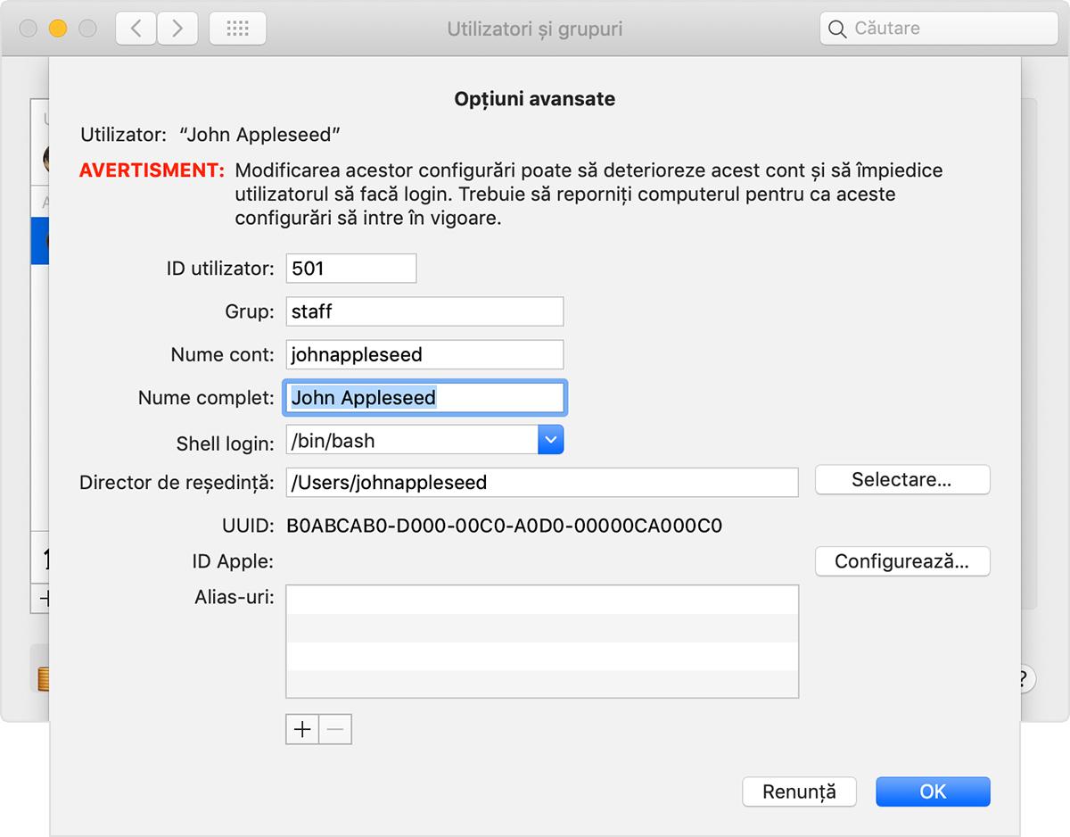Modificarea numelui autorului pentru documente, prezentări sau registre de lucru - Asistență Office