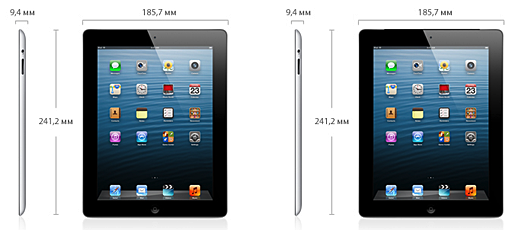 Определение модели iPad - App-s ru