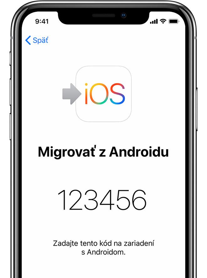 Pripojiť Android App na stiahnutie