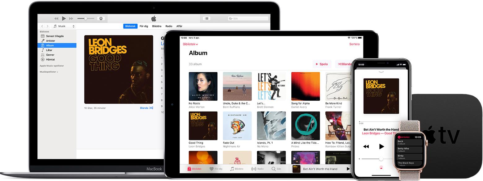 Köpa Musik I Itunes Format