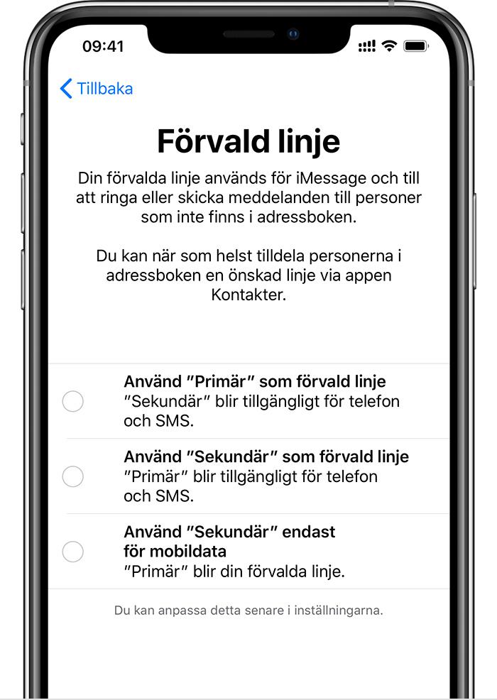 Iphone 5 hittar inte sim kort