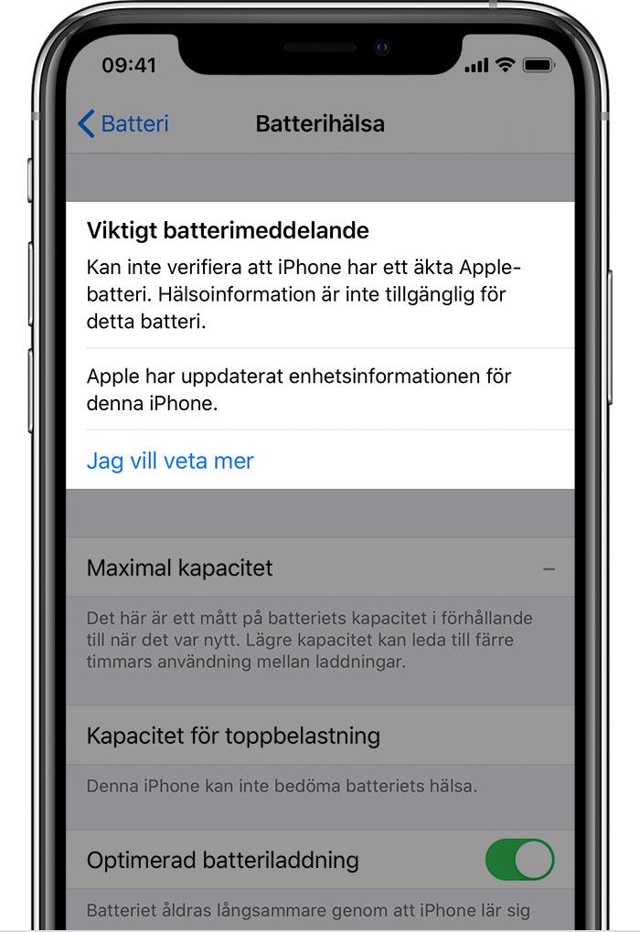 Din iPhone laddare kan överhettas och måste bytas ut