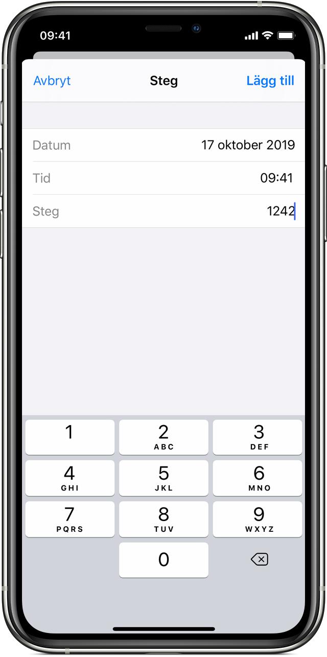 lista över appar för att koppla upp