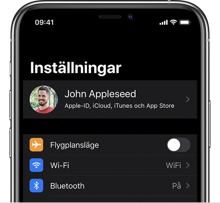 Anvand Installningarna For Skarm Och Textstorlek Pa Din Iphone Ipad Och Ipod Touch Apple Support