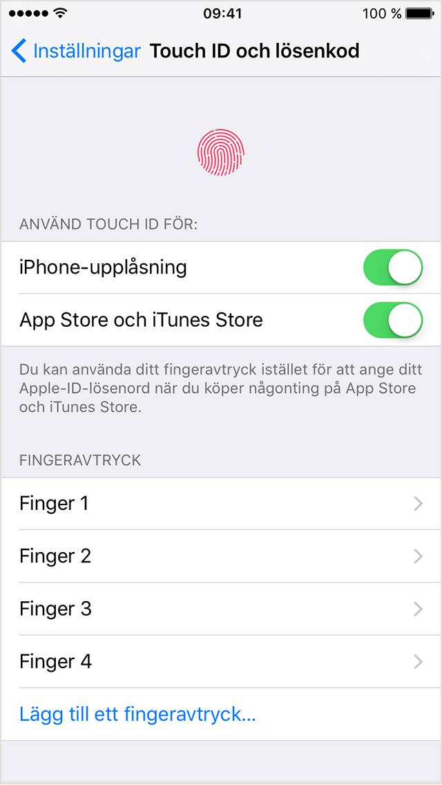 köpa appar till iphone 4 app store