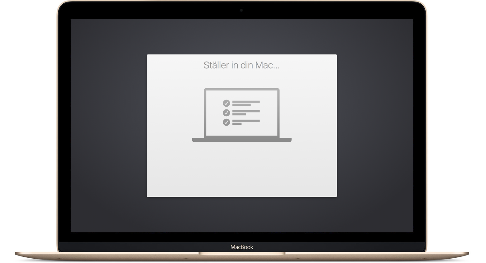 Hur du koppla in din iPhone till din Mac