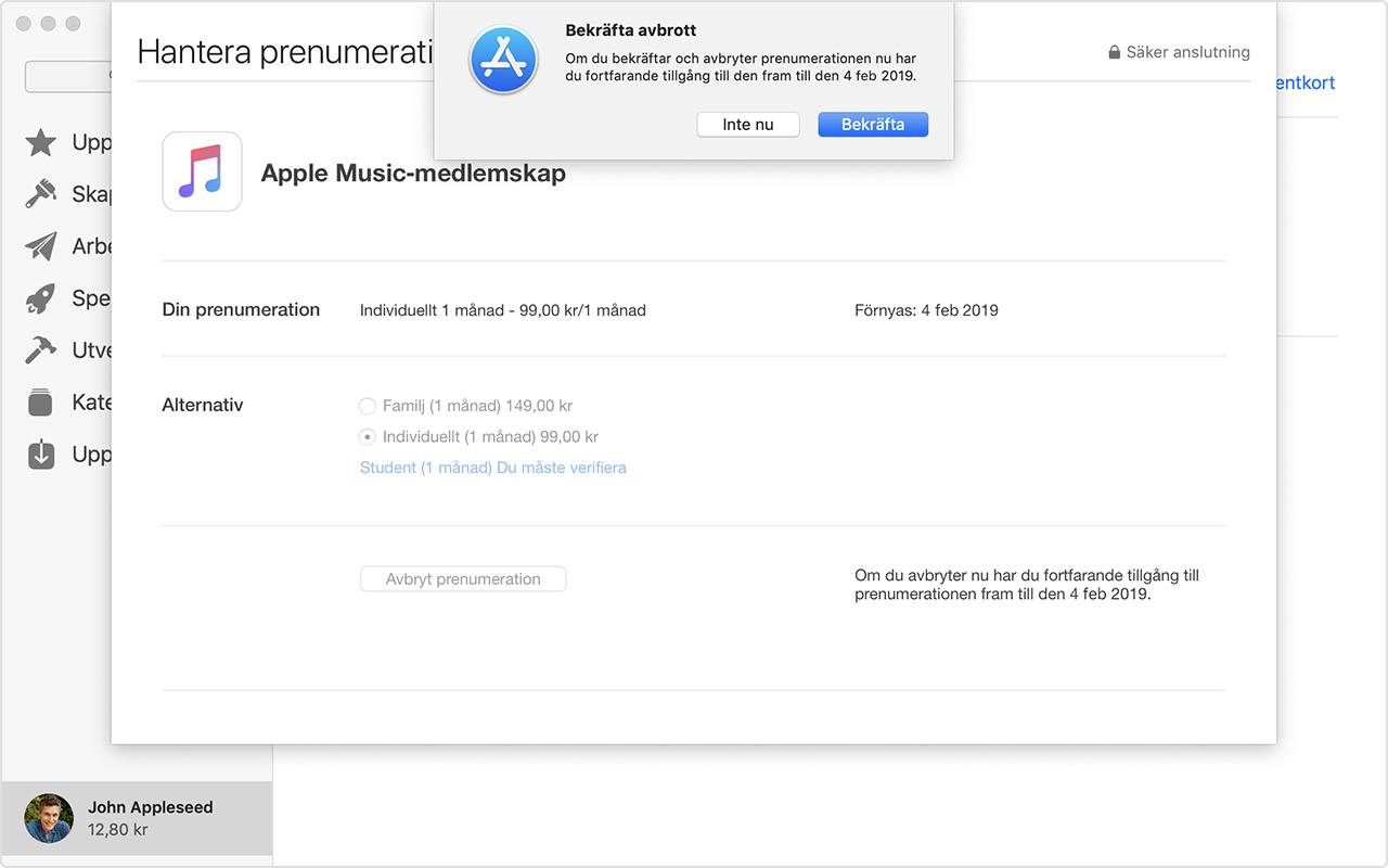 lolika lösenord på apple och itunes