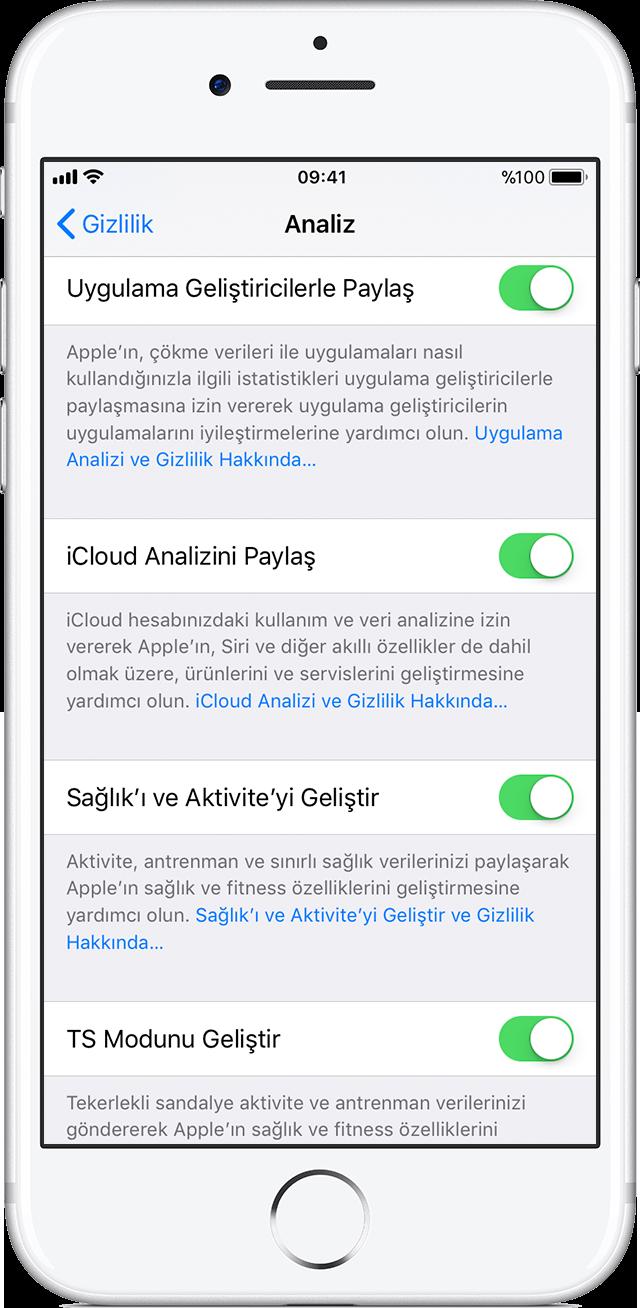 apple destek takip