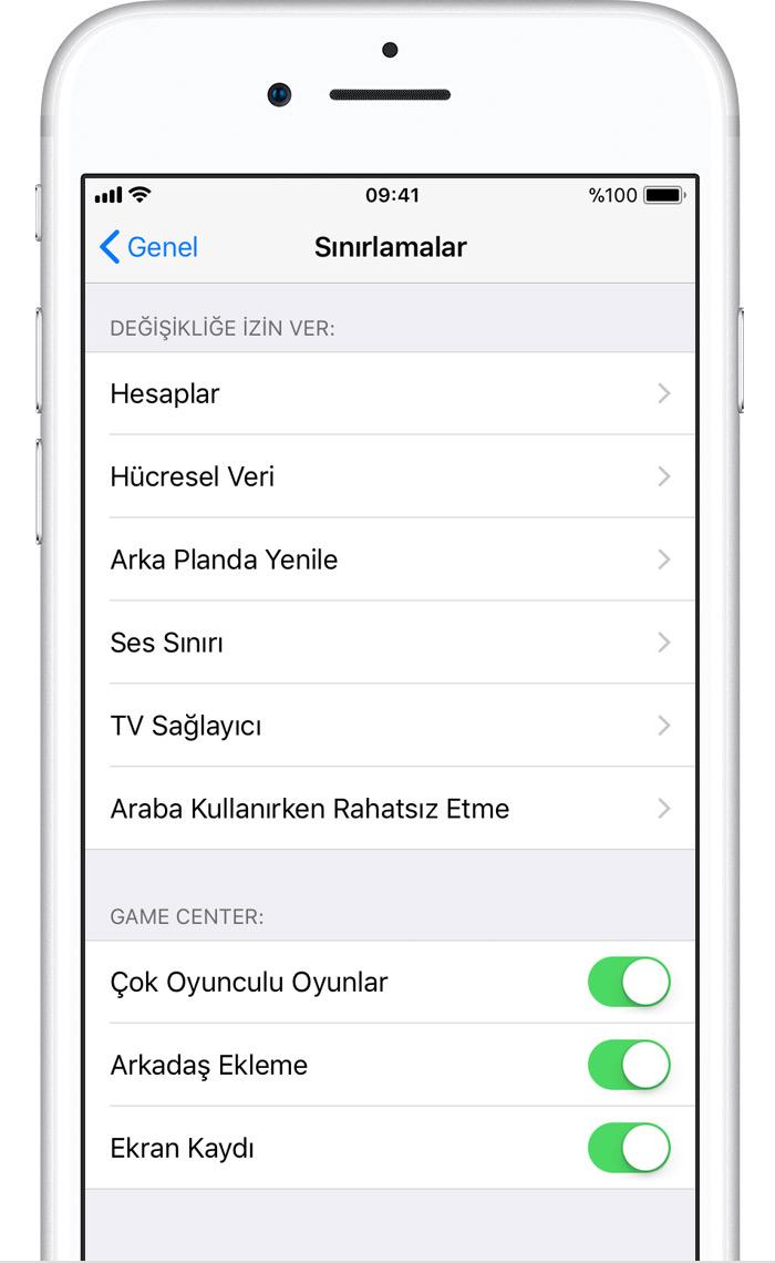 2. Yol: iPhone / iPad'de Bazı Web Sitelerini Engelleyin