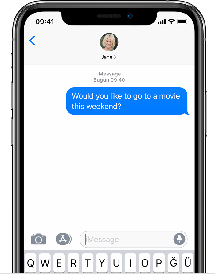 Iphone Ipad Ve Ipod Touchta Kısa Ad Hakkında Apple Destek
