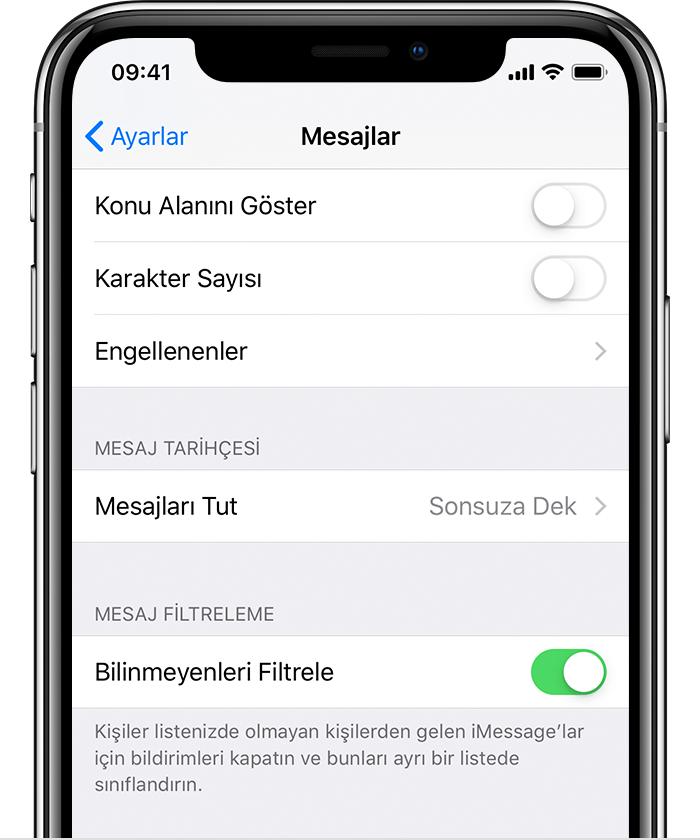 iPhone Arama Yönlendirme İşlemi: