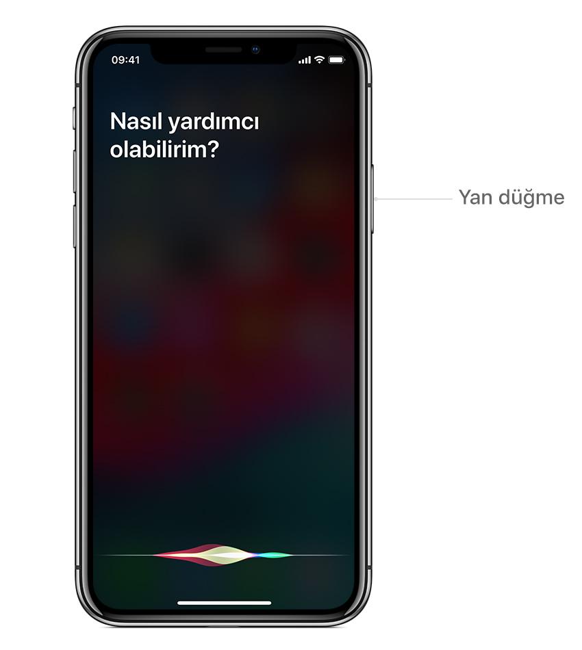 iphoneda sesli mesaj dinleme