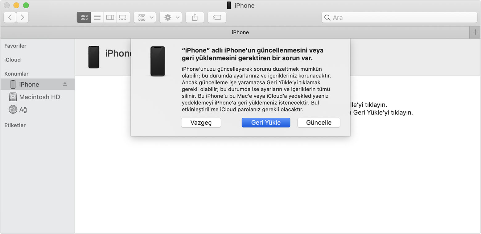 2020 bester Service hoch gelobt iPhone, iPad veya iPod touch'ınızın parolasını unuttuysanız ...
