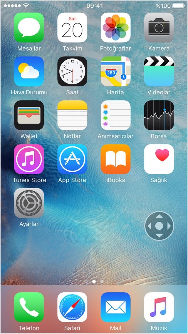 iphone odağı takip et