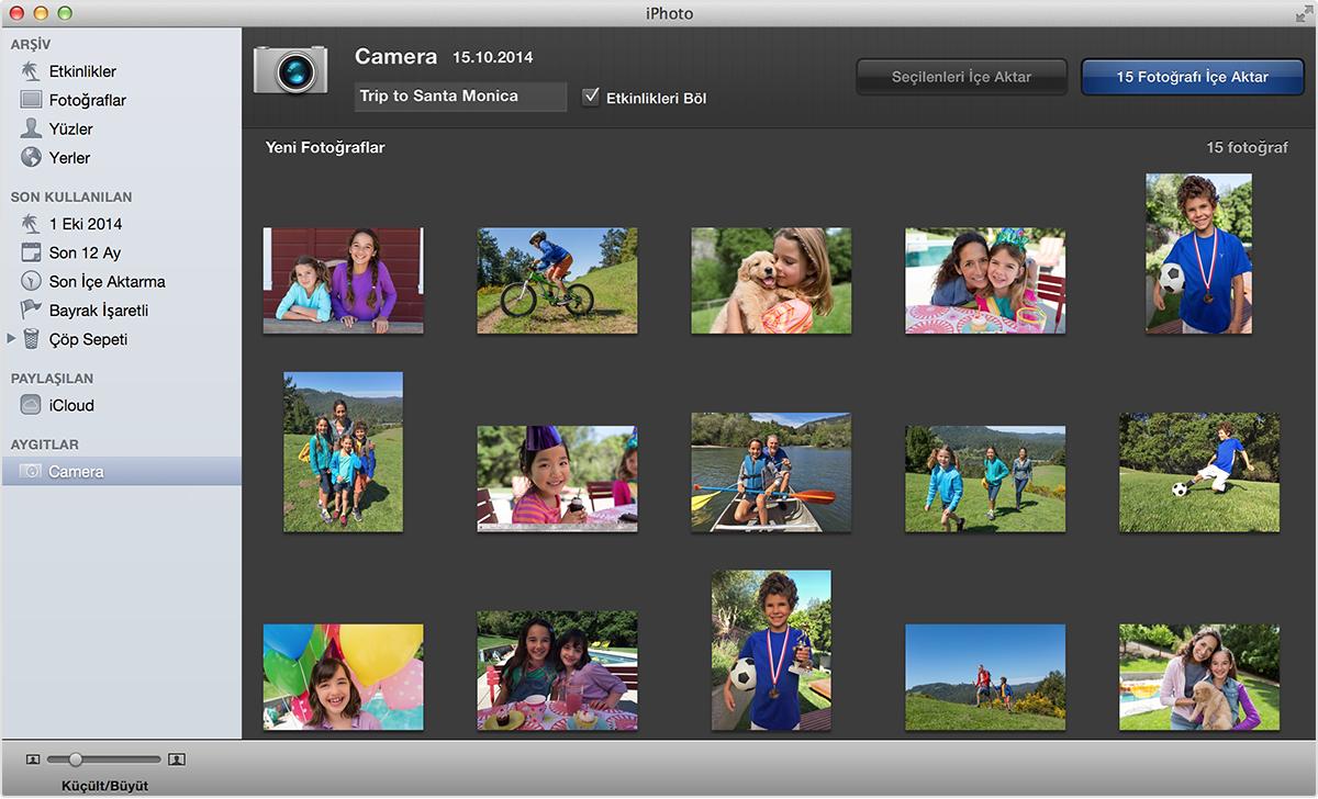 Как работать с программой iphoto